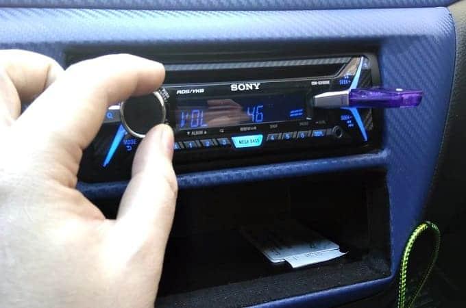 Настройка радио