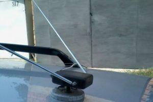 Как сделать антенну для автомагнитолы своими руками в домашних условиях
