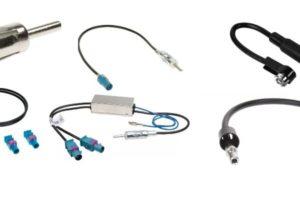 Как подключить антенный переходник для автомагнитолы