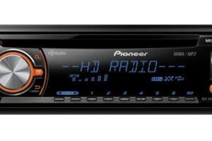 Как настроить радио на магнитоле Pioneer и подключить сабвуфер