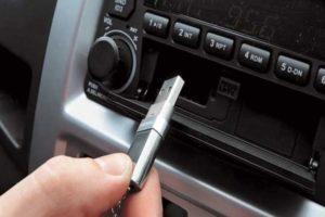 Почему магнитола не читает флешку с музыкой через USB в машине