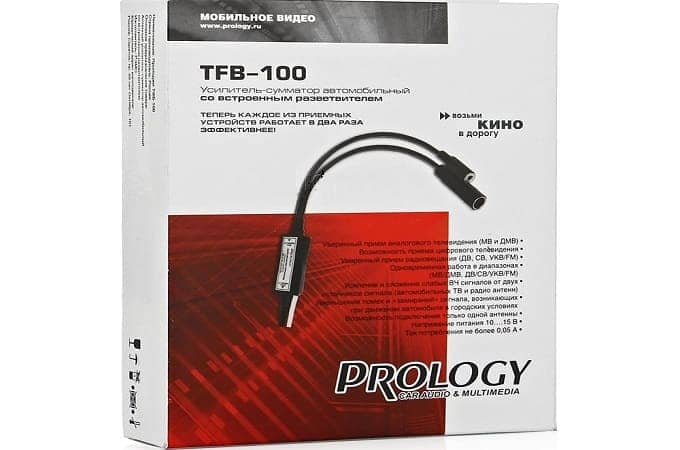 Модель Prology TFB-100