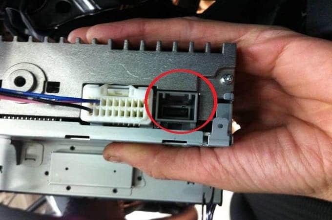 Поврежден USB разъем
