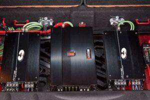Мостовое подключение 4 канального усилителя к колонкам в машине