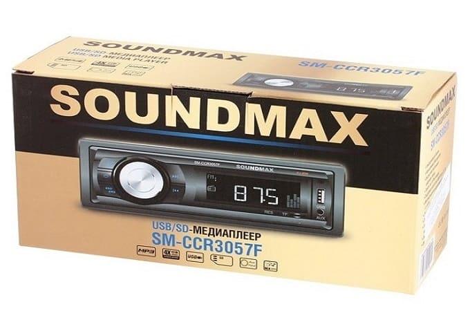Характеристики Soundmax SM-CCR3057F