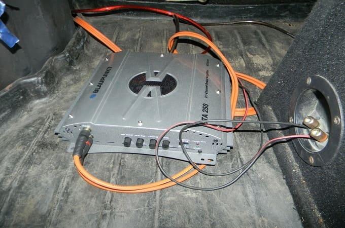 Необходимые провода для подключения