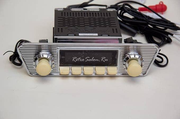 RetroSound Model 2-IVO