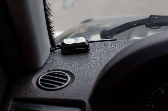 Антенна в машине