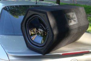 Как подключить пассивный сабвуфер к магнитоле в машину без усилителя
