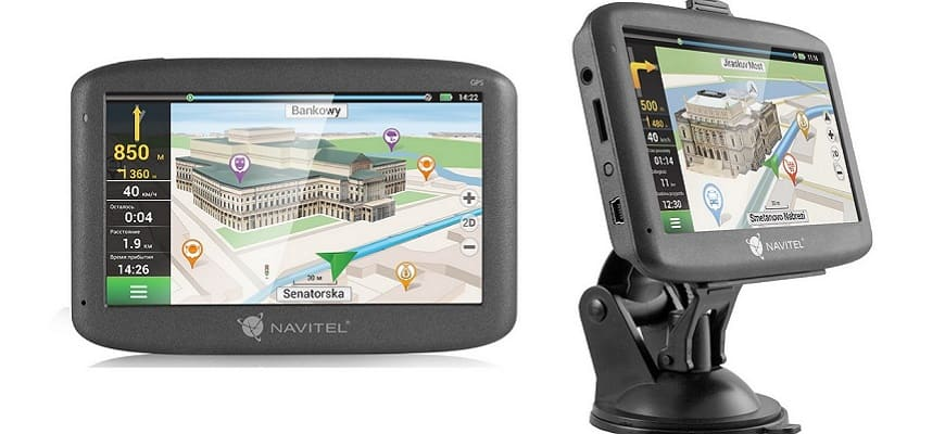 Настройка навигатора Навител в своем автомобиле (Navitel)