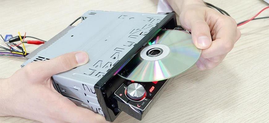 Почему магнитола не читает MP3 диск записанный на компьютере дома