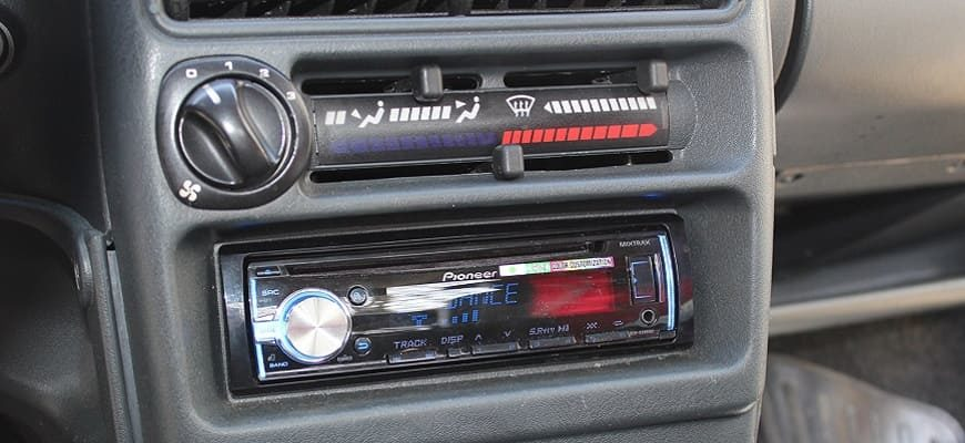 Подключение магнитолы в машине ВАЗ-2114