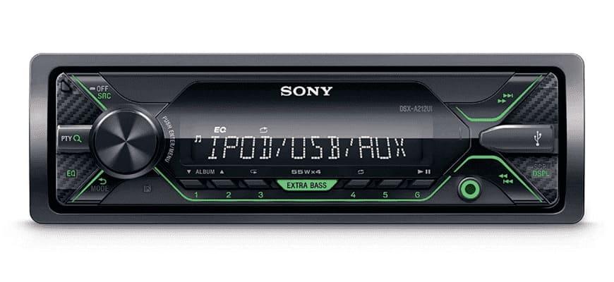Автомагнитола Sony DSX-A212UI 1 DIN