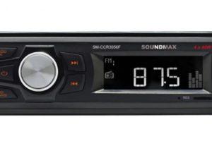 Инструкция по эксплуатации автомагнитолы Soundmax SM-CCR3056F