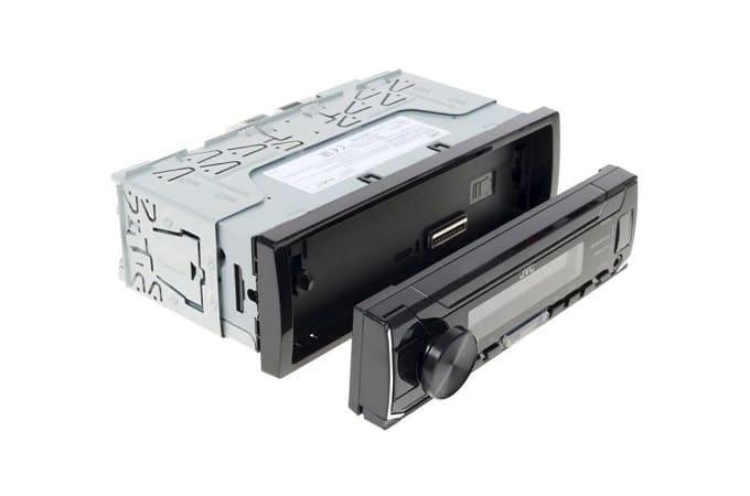 Бюджетная магнитола JVC KD-X153