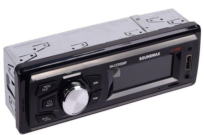 Внешний вид Soundmax SM-CCR3056F