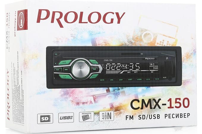 Характеристики Prology CMX-150