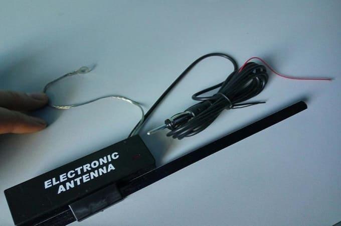 Как подключить удлинитель автомобильной антенны