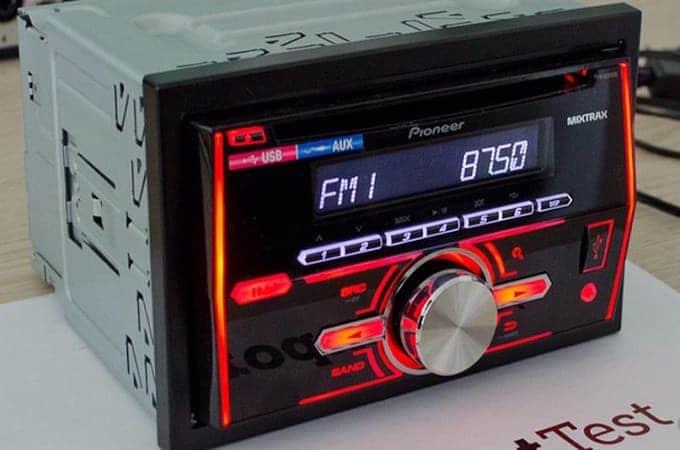 Магнитола Pioneer FH-X380UB