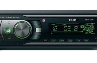 Автомагнитола Mystery MAR-828U с цифровым управлением звука