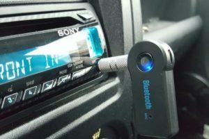 USB bluetooth AUX адаптер для штатной автомагнитолы в машину