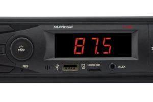 Инструкция по эксплуатации автомагнитолы Soundmax SM-CCR3064F