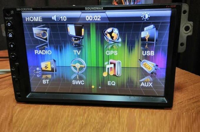 Функции модели Soundmax SM-CCR3703G