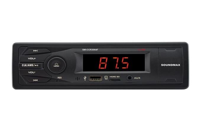 Функции Soundmax SM-CCR3064F
