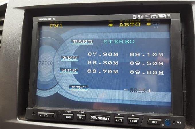 Функции Soundmax SM-CMMD6511G