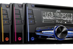 Инструкция по эксплуатации автомагнитолы JVC KW-R520