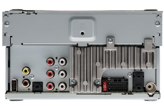 Обзор автомагнитолы Pioneer AVH-A200BT